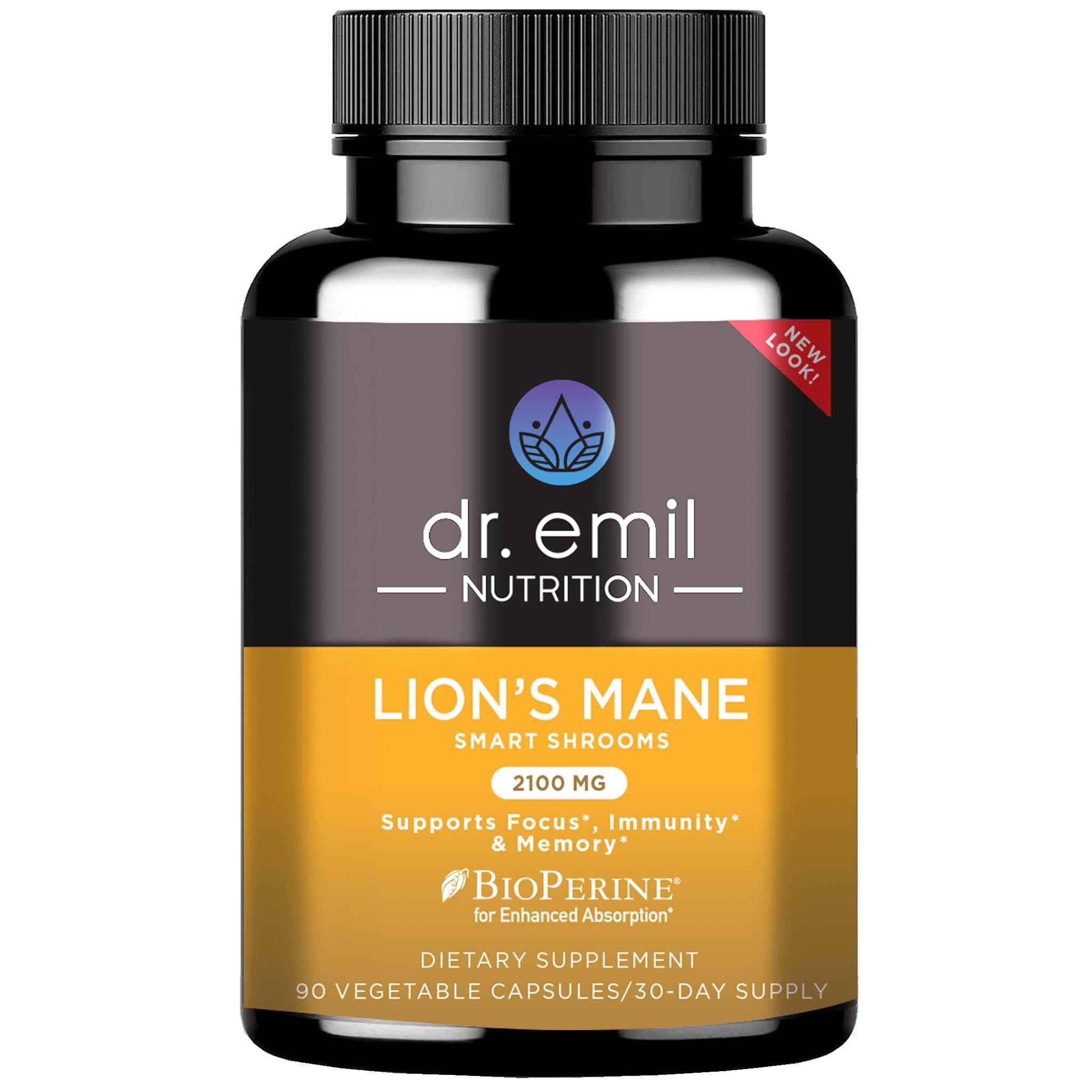 Dr. Emil Nutrition Lion's Mane