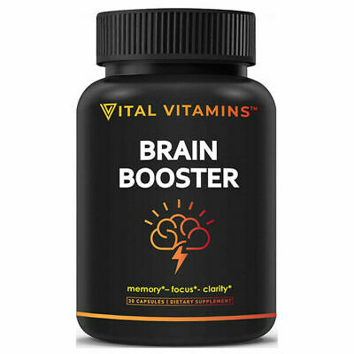 Vital Vitamins Brain Booster Review