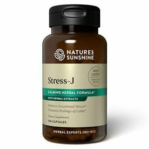 Nature's Sunshine Stress-J Review