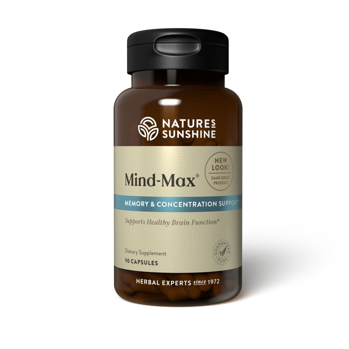 Nature's Sunshine Mind-Max Review