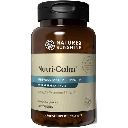 Nature's Sunshine Nutri-Calm