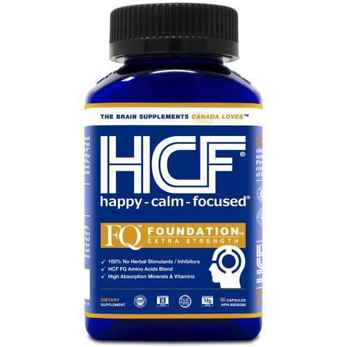 HCF Happy Calm Focused Review CA
