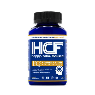 HCF Happy, Calm & Focused Review IS